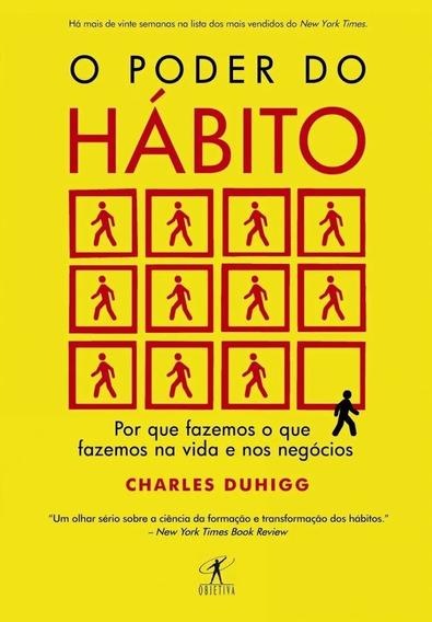 O Poder Do Hábito - Livro