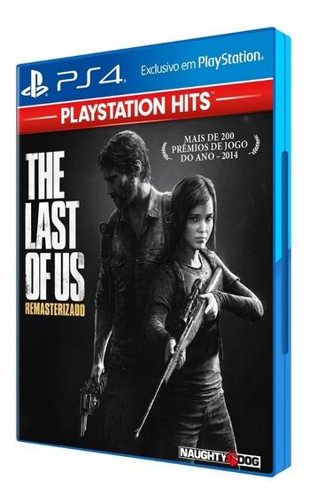 The Last Of Us Remasterizado Hits Ps4 Midia Fisica Lacrado