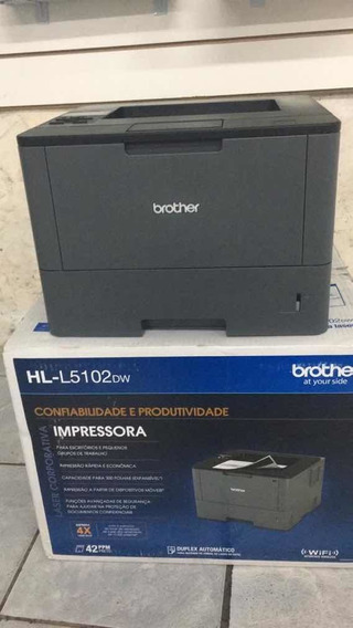 Impressora Brother Hl-l5102dw
