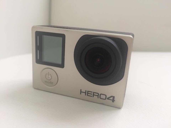 Gopro Hero 4 Silver + Steady Gimbal G4 3 Axis