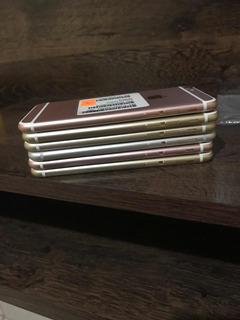 iPhone 6s/64 Gb , Aparelho Vitrine 100% , Capa E Pelicula!