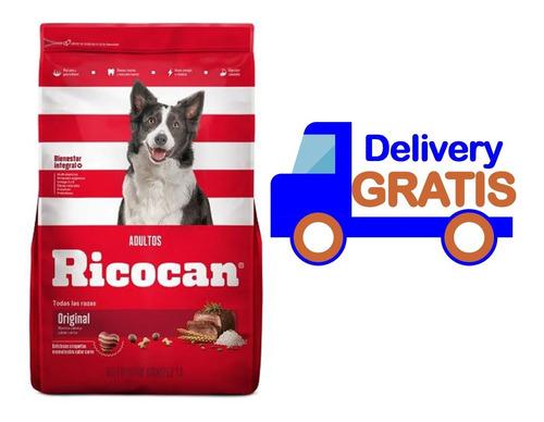 Ricocan Adulto Original 22 Kg Alimento Dog ( Ex Clasico)