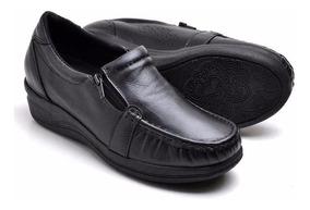 Sapato Fechado Tênis Feminino Enfermagem Sola Antistress