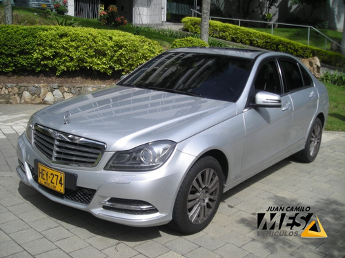 Mercedes Benz C200 Cgi 2013 Secuencial