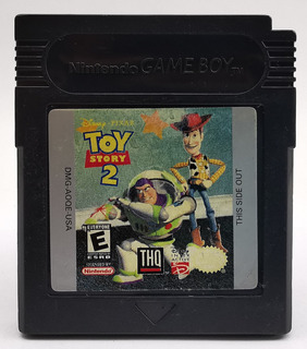 Toy Story 2 Gameboy Color Original * R G Gallery