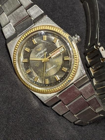 Reloj Vintage Wittnauer Geneva By Longines Swiss