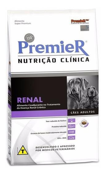 Premier Nutrição Clinica Renal Cães 10 Kg