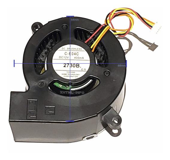 Cooler Do Bloco Optico De Projetor Epson S12+ X14+ C-e04c *