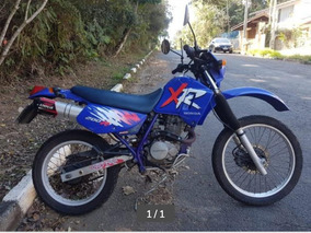 Honda Xr 200 Impecável Doc Ok