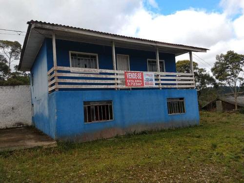 Chácara/fazenda/sítio À Venda Com 3873.26m² Por R$ 250.000,00 - Bocaiuva Do Sul / Pr - Mch-0023