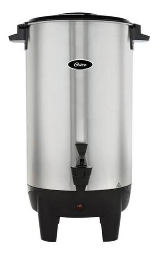 Imagen 1 de 1 de Cafetera Percoladora Oster® 35 Tazas Acero Inoxidable 3390