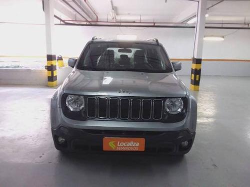 Imagem 1 de 9 de Jeep Renegade 1.8 16v Flex Longitude 4p Automatico