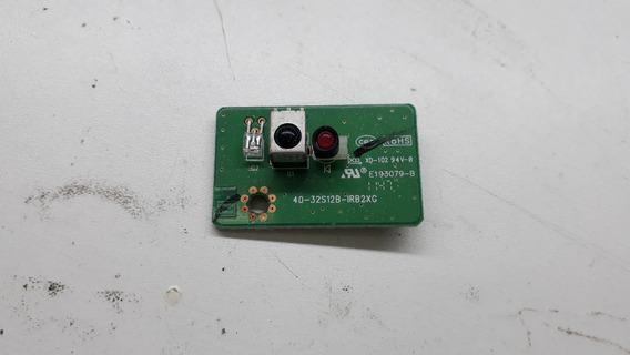 Receptor De Controle Remoto Philco, Ph42m, 40-32s12b-irb2xg