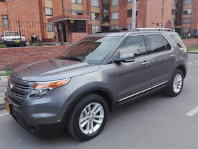 Ford Explorer Limited 3.500 Automatica 4x4