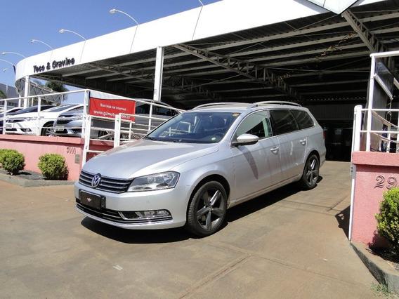 Volkswagen Passat Variant 2.0 Tsi 16v 211cv Gasolina 4p