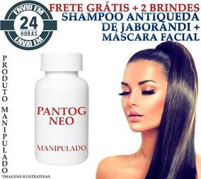 Pantog Neo Manipulado 360caps Frete Grátis + Dois Brindes