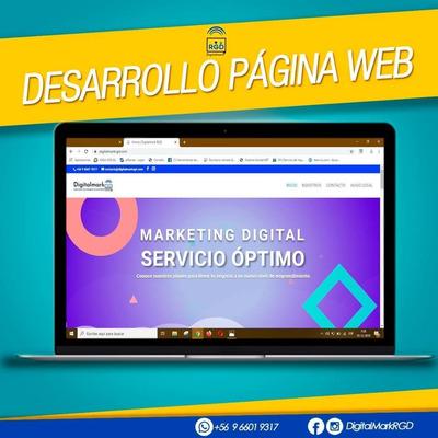 Páginas Y Sistemas Web