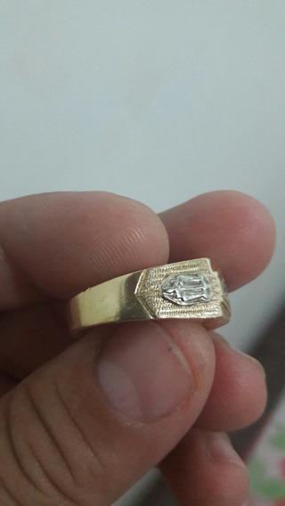 Ouro Dourado E Branco