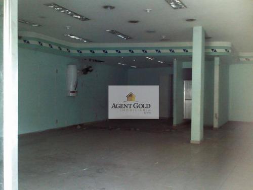 Imagem 1 de 20 de Excelente Imóvel Comercial Com 120 M² De Área Construída - Lo0014
