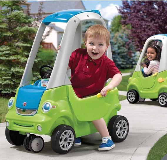 Carrito Para Niño Y Niña Step2 Easy Turn Coupe Oferta!