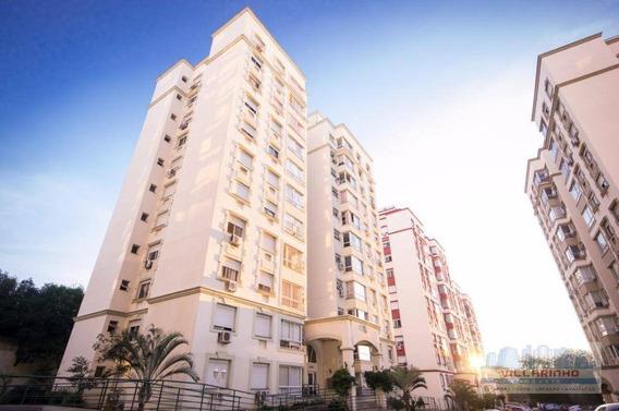 Cobertura Com 3 Dormitórios À Venda, 134 M² Por R$ 510.000 - Cavalhada - Porto Alegre/rs - Co0012