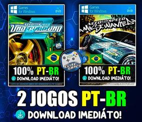 Kit Need For Speed Underground 2 E Mw Midia Digital 100%ptbr