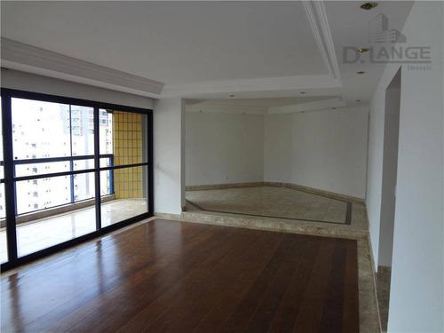 Imagem 1 de 20 de Apartamento Com 4 Dormitórios À Venda, 240 M² Por R$ 1.760.000,00 - Cambuí - Campinas/sp - Ap15696