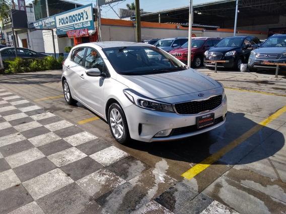 Kia Forte Ex 2018 Plata