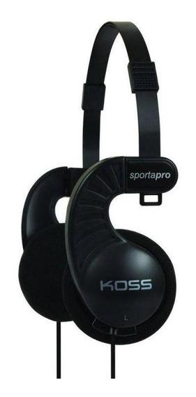 Fone De Ouvido Koss Sporta Pro Preto 80298