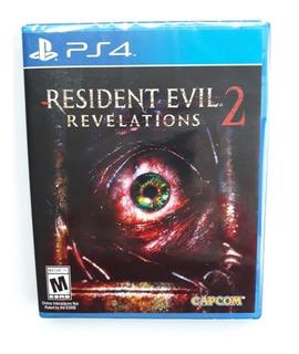 Resident Evil Revelations 2 Para Ps4 Nuevo Y Sellado
