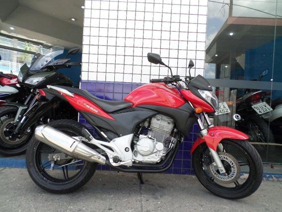 Cb 300 Vermelha 2011 Impecavel!!! Novinha!!