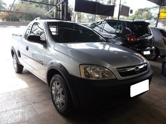 Chevrolet Montana 1.4 Conquest 8v Flex 2p Manual 2010 Prata