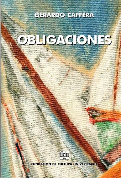Libro: Obligaciones / Gerardo Caffera