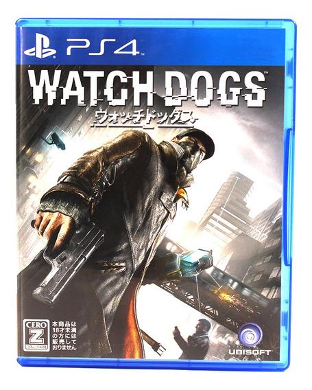 Jogos Ps4 Watch Dogs Seminovo