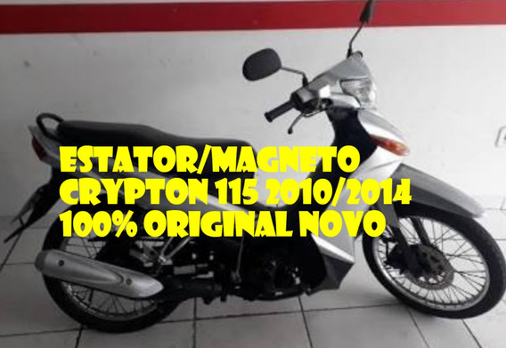 Estator Magneto Yamaha Clypton 115 2010/2014 100% Original