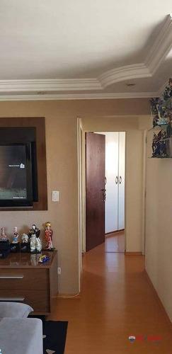 Imagem 1 de 21 de Apartamento Com 2 Dormitórios À Venda, 55 M² Por R$ 230.000,00 - Bandeiras - Osasco/sp - Ap34287
