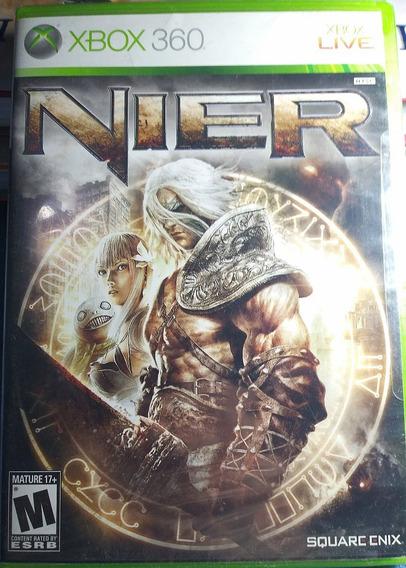 Nier Xbox 360 - Novo Lacrado