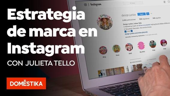 Estrategia De Marca En Instagram - Curso