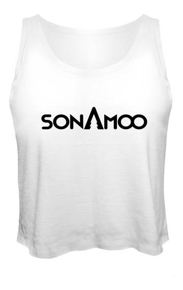 Camiseta Cropped Kpop Sonamoo