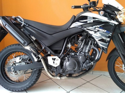 Yamaha Xt 660r Off Road