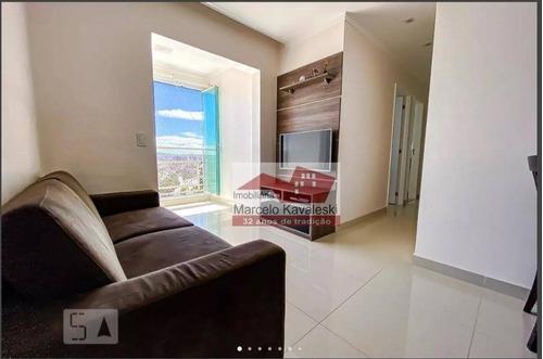 Apartamento Com 2 Dormitórios À Venda, 57 M² Por R$ 535.000 - Mooca - São Paulo/sp - Ap12953