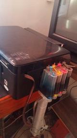 Impressora Stylus Tx125 Com Defeito (com Bulk)