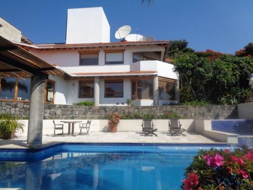 Imagen 1 de 14 de Casa Sola En Rancho Cortes / Cuernavaca - Seq-127-cs