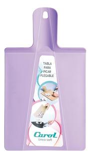 Tabla De Picar Pleglable Carol Tabla Corte Plástico Cuotas