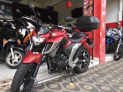 Yamaha Ys Fazer 250 Ano 2019 Com Apenas 9mil Km Shadai Motos