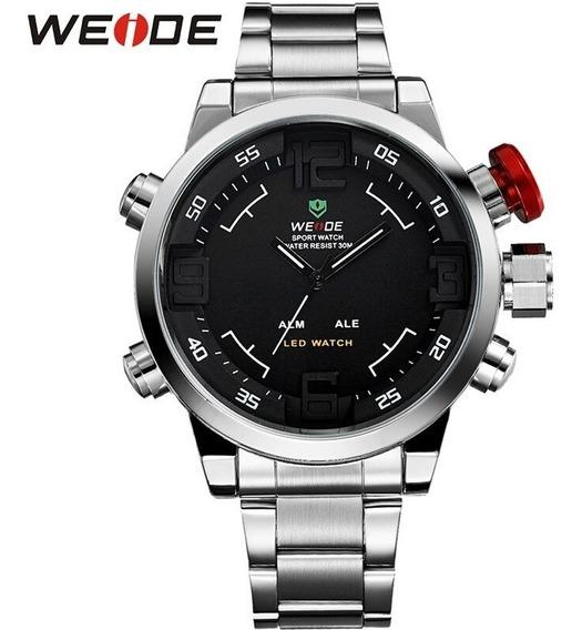 Relógio Esportivo Original Analógico Digital Casual Promoção