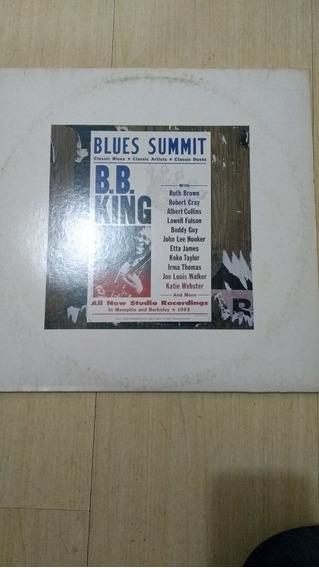 Raridade Lp Blues Summit B.b. King Coleção