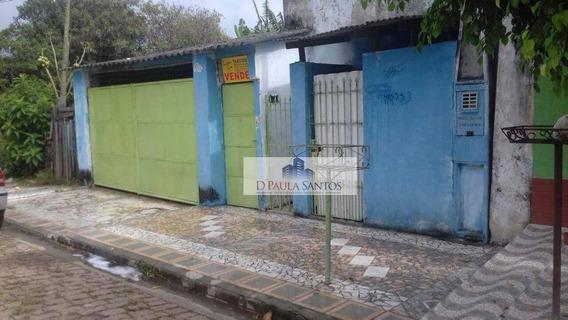 Casa À Venda, 77 M² Por R$ - Jundiapeba - Mogi Das Cruzes/sp - Ca0290