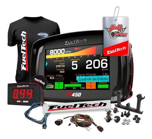Fueltch Ft450 + Wideband Nano S/ Sonda + Ultra Brindes