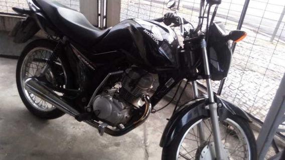 Moto Honda Cg Fan Financio 48x Ou Parcelo No Cartão